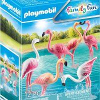 Playmobil 70351 Flamingokoloni
