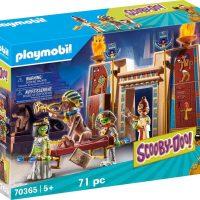 Playmobil 70365 SCOOBY-DOO! Eventyr i Egypt