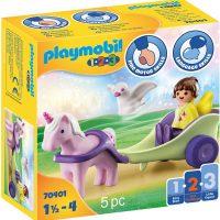 Playmobil 70401 Enhjørningsdrosje med Alv