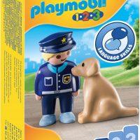 Playmobil 70408 Politi med Hund