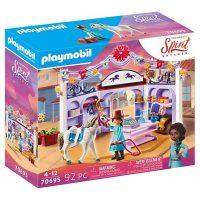 Playmobil 70695 Miradero Tack Shop