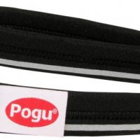 Pogu Reflexband Barnvagn, Black