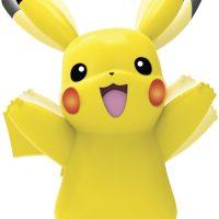 Pokémon My Partner Interaktiv Leke Pikachu