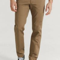 Pour Chinos George Trousers Brun