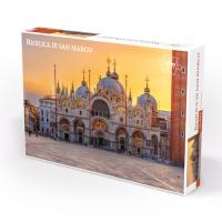 Puslespill 1000 Basilica Di San Marco