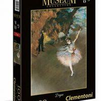Puslespill 1000 Degas Ballet Clementoni
