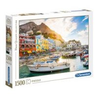 Puslespill 1500 Capri Clementoni