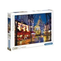 Puslespill 1500 Montmartre Clementoni