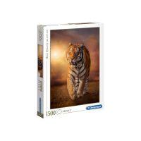 Puslespill 1500 Tiger Clementoni