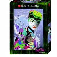 Puslespill 2000 Cheuk, Audrey Ii Heye