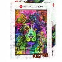 Puslespill 2000 Lions Heart Heye