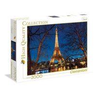 Puslespill 2000 Paris Clementoni