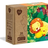 Puslespill 2X20 Together Clementoni