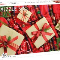 Puslespill 500 Christmas Presents Tactic