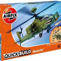 Quickbuild Krigshelikopter, Grønn