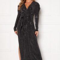 Ravn Tuesday Dress Silver Sequin XL