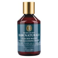 Raw Naturals Glacier Water Face Cleansing Fluid 250ml