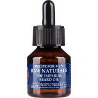 Raw Naturals Imperial Beard Oil, 50 ml Raw Naturals by Recipe for Men Skjeggolje & Skjeggvoks