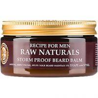 Raw Naturals Storm Proof Beard Balm, 100 ml Raw Naturals by Recipe for Men Skjeggolje & Skjeggvoks