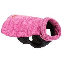 Rosa hundedekken - fleece