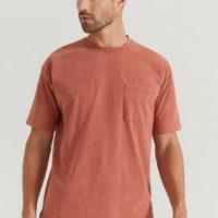 Samsøe Samsøe T-shirt Ratan T-Shirt 9914 Orange