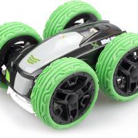 Silverlit Radiostyrt Bil Exost 360 Mini Flip, Grønn
