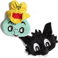 Skallmann Og Ulven Masker
