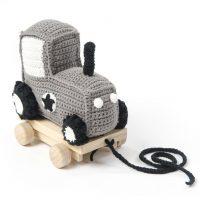 Smallstuff Draleke Traktor, Grå