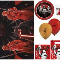 Star Wars Partypakke The Last Jedi