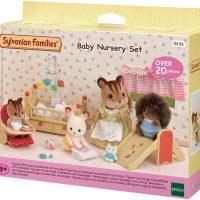 Sylvanian Families 5436 Baby Nursery Set