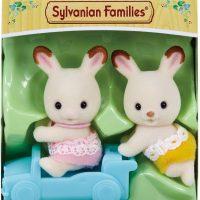 Sylvanian Families Sjokoladekanintvillinger