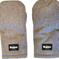 The Buppa Brand Vognvotter, Grey