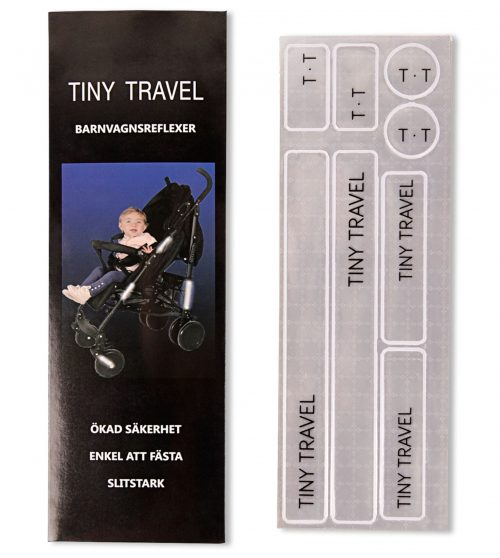 Tiny Travel Barnevognsreflekser