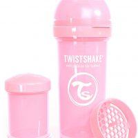 Twistshake Anti-Colic 260 ml, Rosa