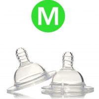 Twistshake Smokk Anti Colic Medium 2+mnd