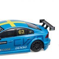 Volvo S60 Polestar Radiostyrd Bil WTCC, Blå
