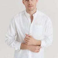 Whyred Skjorte Liam Hvit