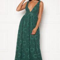 Y.A.S Cheshire SL Maxi Dress Evergreen M