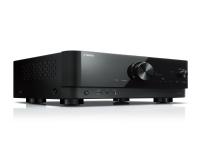 Yamaha RX-V4A, 5.2 kanaler, Surround, 115 W, 32-bit/384kHz, Skruvterminal, Kabel & Trådlös