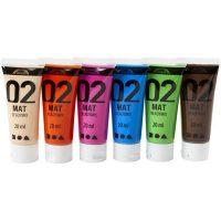 A-color Readymix Kompletterende Farger