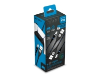 ABP PS5 Twin Magnetic Play & Charge Cables -2 x 3m