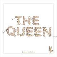 Adore Us Babies Poster The Queen 40x30
