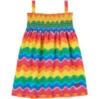 Agatha Ruiz de la Prada Rainbow Smock Kjole Flerfarget 4 år