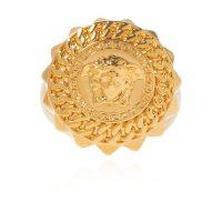 Appliquéd ring