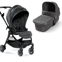 Baby Jogger City Tour Lux Duovogn, Granite