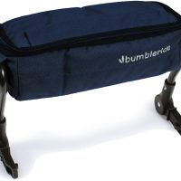 Bumbleride Indie Twin Snack Organizer, Maritime Blue