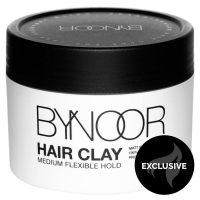 ByNoor Hair Clay Medium Flexible Hold 100ml