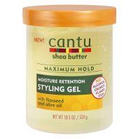 Cantu Shea Butter Maximum Hold Moisture Retention Styling Gel 524g