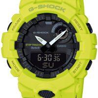 Casio G-Shock Herreklokke GBA-800-9AER Sort/Resinplast Ø48.6 mm