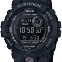 Casio G-Shock Herreklokke GBD-800-1BER LCD/Resinplast Ø48.6 mm